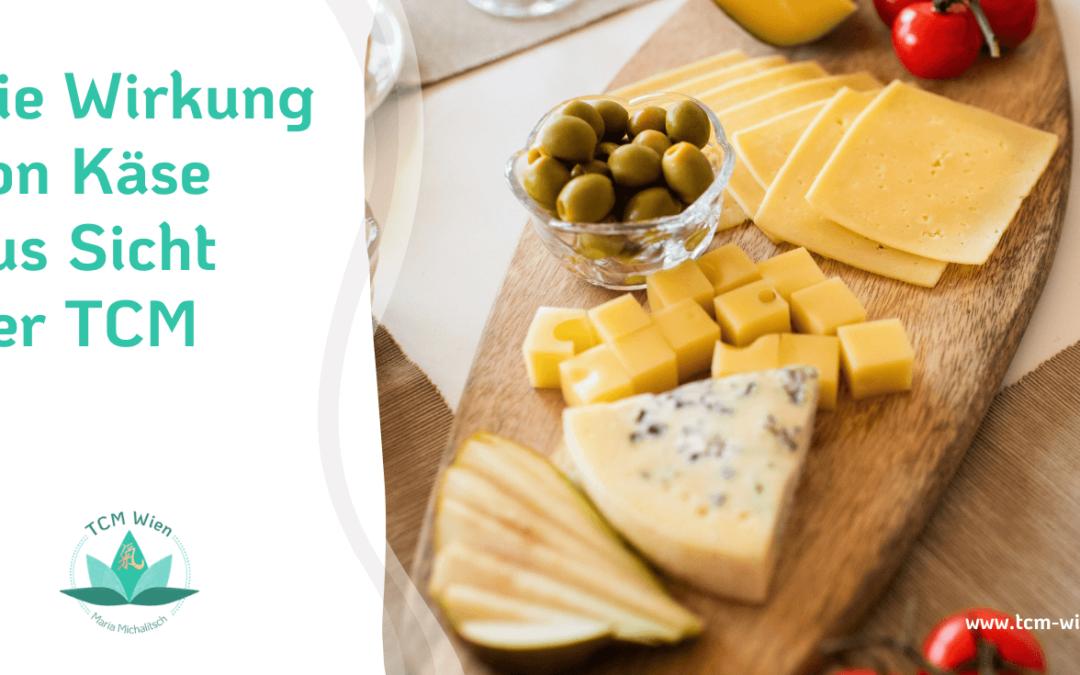 Die Wirkung von Käse aus Sicht der TCM